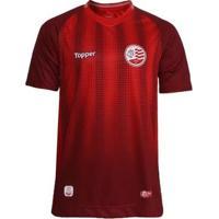 Camisa Topper Náutico Oficial Iii 2018 Masculina - Masculino