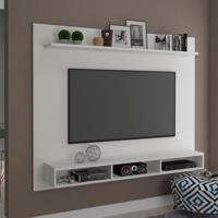 Painel Para Tv Até 60 Polegadas Neblina Slim Branco