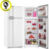 Refrigerador   Geladeira Electrolux Cycle Defrost 2 Portas 462 Litros Branco - Dc49A