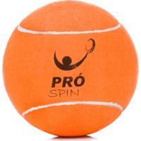 Bola De Tênis Gigante Pró Spin - Unissex