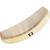 Pente De Cabelo Beard Brasil Pente Arco Marrom