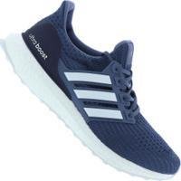 Tênis Adidas Ultraboost - Masculino - Azul Esc/Branco