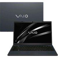 Notebook Vaio Fe14 Intel Core I3-8130U, 4Gb, 1Tb, Linux, 14´, Cinza Escuro - 3341194
