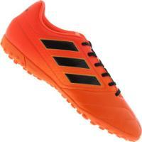 ... elegant shoes Chuteira Society Adidas Ace 17.4 Tf - Adulto - Laranja  Esc Preto 36ac8 dfc92 ... 1a2bf17737ee4