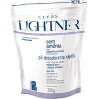 Descolorante Cless Lightner Refil Sem Amônia 300G