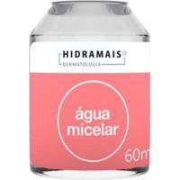 Solução De Limpeza Facial Hidramais - Água Micelar 60Ml - Unissex-Incolor