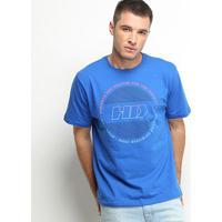 Camiseta Hd Hardline Masculina - Masculino-Azul Royal