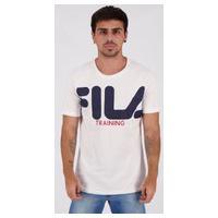 Camiseta Fila Train Ii Branca
