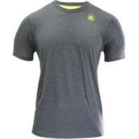Camisa Esporte Legal Poliamida Uv45+ Mescla Mascu - Masculino