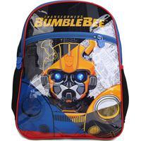 c8dabb8de Netshoes; Mochila Infantil Pacific Transformers - Masculino