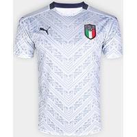 Camisa Seleção Itália Away 20/21 S/Nº Torcedor Puma Masculina - Masculino