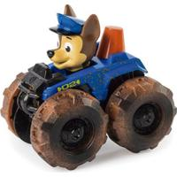 Carrinho Patrulha Canina - Chase'S Monster Truck - Rocky - Sunny