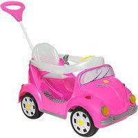 Carrinho De Passeio Infantil Calesita 1300 Foukscom Pedal Rosa