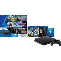 Playstation 4 Oficial Sony Brasil Hits Bundle,500Gb,1 Controle,3 Jogos Físicos