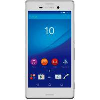 "Smartphone Sony Xperia T3 D5106 Branco - 8Gb - Câmera 8Mp - Android 4.4 - Tela 5.3"""