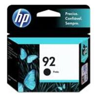 Cartucho Hp 92 5,5Ml Preto Original C9362Wb
