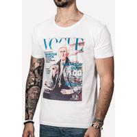 Camiseta Vogue 0196