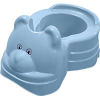Troninho Infantil Azul-Bebê Tutti Baby
