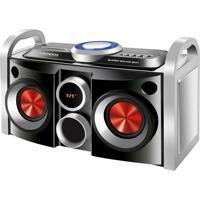 Mini System 30W Rms - Mondial Super Sound Box Com Rádio Fm, Display Digital, Entrada Usb, Sd E Auxiliar - Ms-08B