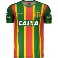 Camisa Sampaio Corrêa Esporte Clube Oficial Sem Número Masculina - Masculino