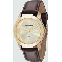 Relógio Feminino Mondaine 83276Lpmvdh1