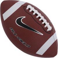 Bola De Futebol Americano Nike All Field 3.0 Fb 9 Official - Marrom
