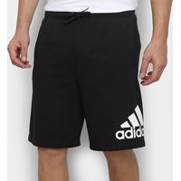 Bermuda Adidas Estampada Masculina - Masculino