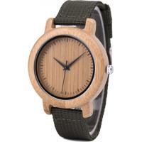 Relógio Madeira Dododeer-B05 Marrom