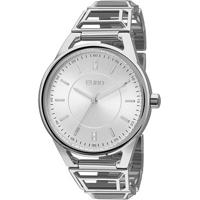 Relógio Euro Feminino Eu2035Yep - Feminino-Prata