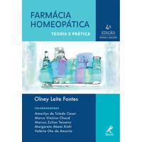 Farmacia Homeopatica 4Ed Fontes Impresso