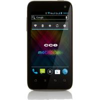 Smartphone Cce Motion Plus Sk402 - Dual Chip - Câmera 5Mp - 3G - Wi-Fi - Google Maps - Android 4.0