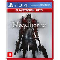 Jogo Bloodborne Ps4 Sony