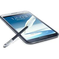 "Smartphone Samsung Galaxy Note 2 Cinza Gt-N7100 - 16Gb - 3G - Super Amoled - 5.5"" - 8Mp - Quad Core - Android 4.1"