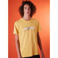 Camiseta Nb X Reserva Ipanema Reserva Amarelo
