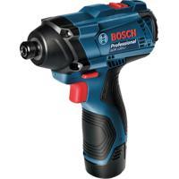 Chave De Impacto Profissional Bosch Gdr-120Li, 12 Volts
