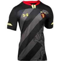 Camiseta Futebol Under Armour Sport Club Do Recife Oficial 3Rd Masculina - Masculino