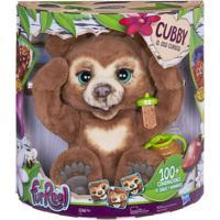 Pelúcia Interativa - Furreal Friends - Cubby Filhote Curioso - Hasbro