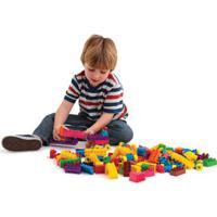 Maleta Bloco De Montar Tand Kids - 150 Peças - Toyster