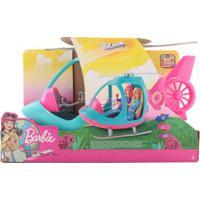 Boneca Barbie Helicóptero Unica