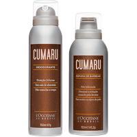 Duo Desodorante E Barba Cumaru