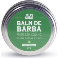 Balm Pelas Barbas Para Barba Mato Sem Coelho 40G