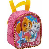 Lancheira Térmica Patrulha Canina Girls