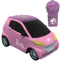 Barbie Carrinho Controle Remoto Beauty Pilot - Candide