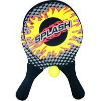 Raquete Frescobol Splash Winmax Wmb10408 - Unissex