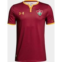 Camisa Fluminense Iii 17/18 S/Nº - Torcedor Under Armour Masculina - Masculino