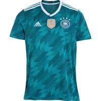 Camisa Oficial Masculina Adidas Alemanha Ii 2018 23cd8ab38637e