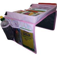 Mesinha Infantil Para Cadeirinha De Carro E Andador - Rosa