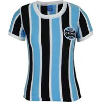 Camisa Grêmio Retrô N° 3 Feminina - Feminino