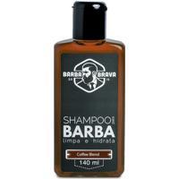 Shampoo Barba Brava Para Barba Coffee Blend 140Ml