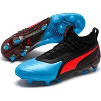 046a6daf6c Netshoes  Chuteira Campo Puma One 19.1 Fg Ag - Masculino